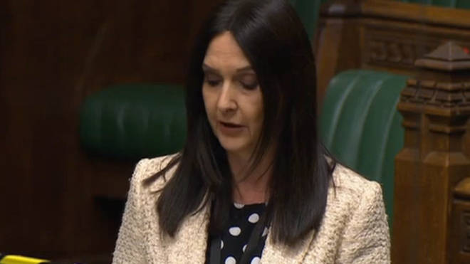Margaret Ferrier has resisted calls to resign