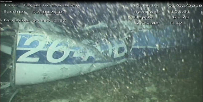 The plane crashed over the English Channel and killed Emiliano Sala and his pilot