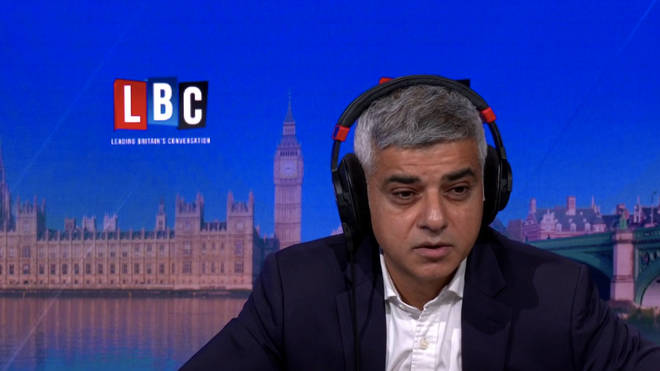 Sadiq Khan says he wouldn't support current measures