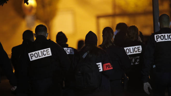 A man has been decapitated in Paris and a suspect has been shot dead by police