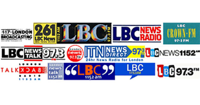 LBC logo montage