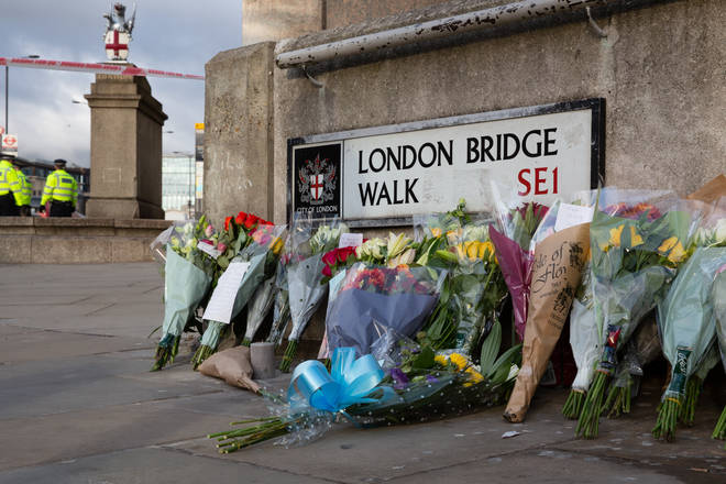 File photo: Two people died in the November 2019 London Bridge attack