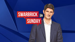 Swarbrick on Sunday | Watch live from 10am