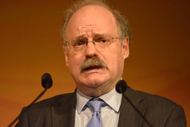Sir Mark Walport spoke to Ruth Davidson