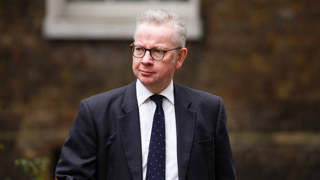 "Cabinet Office minister Michael Gove said the door was ""ajar"" for talks to continue but the UK is calling for a fundamental change of direction from the bloc for negotiations to resume"