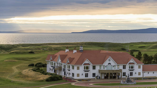 Donald Trump already has his Turnberry resort