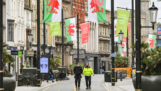 Wales is facing a two-week national lockdown