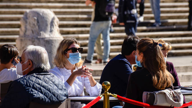 New confirmed infections in Italy have doubled in a week to more than 10,000 a day amid increased testing