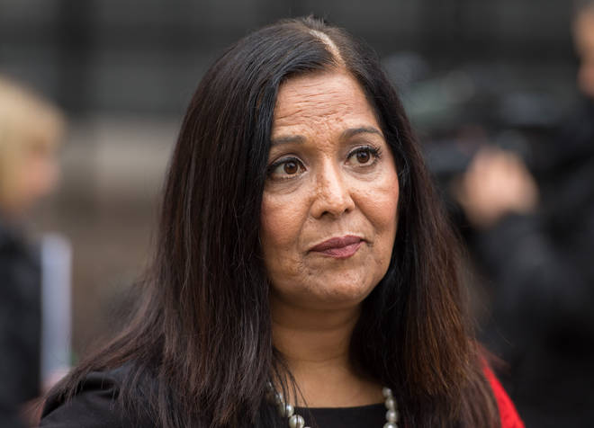 Yasmin Qureshi is the MP for Bolton