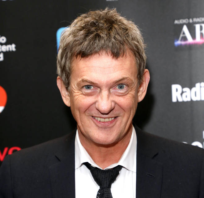 TV presenter Matthew Wright apologised after wrongly naming Mr Leslie as a sexual predator
