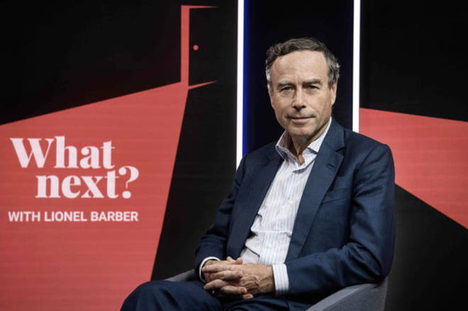 What Next? with Lionel Barber continues next week with guest Tony Blair