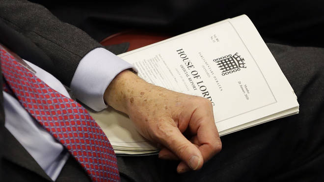 The House of Lords has slapped down parts of the controversial UK Internal Market Bill