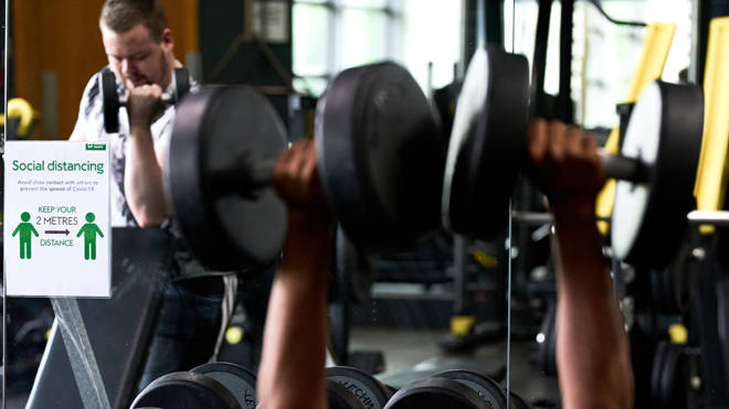 Gyms in the Liverpool region can reopen under Tier 3