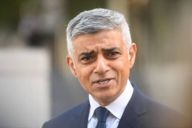 Sadiq Khan has accused Boris Johnson of lying during PMQs