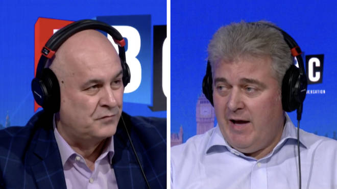 Iain Dale confronted Brandon Lewis on the government's rejection of free school meals
