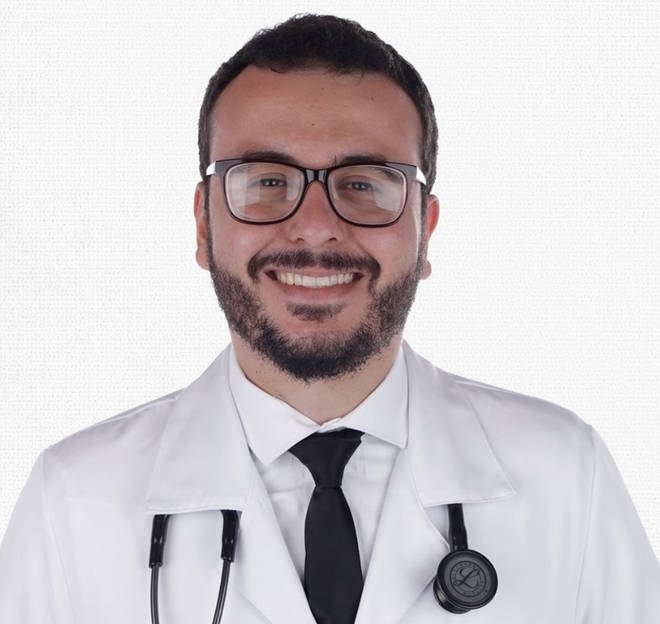 Dr João Pedro Feitosa died from complications from the coronavirus