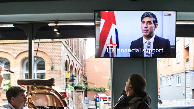 Chancellor Rishi Sunak has announced a raft of new support measures for businesses