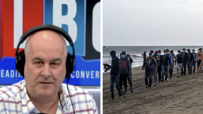 Iain Dale clashes with migrant rights campaigner over new immigration policy