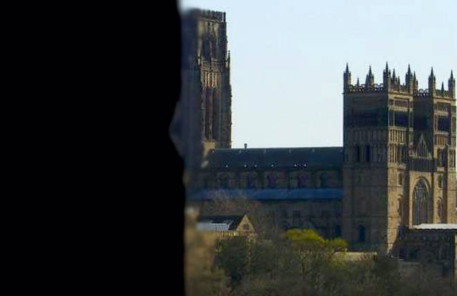 Durham University said any incidents would be reported to the police