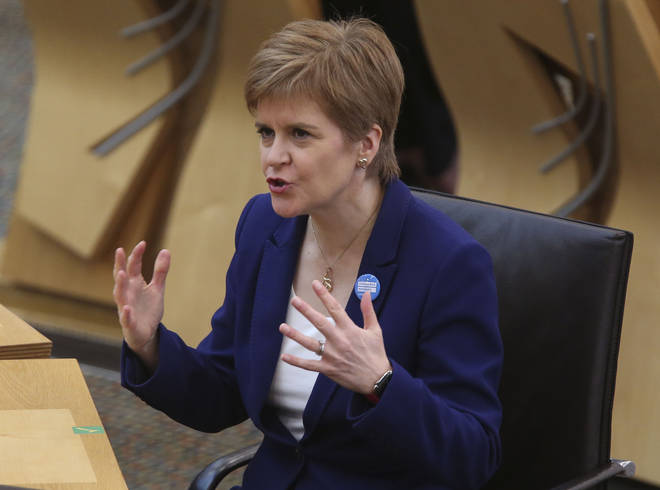 The new rules will be voted on in the Scottish parliament
