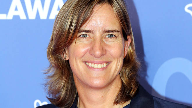 Dame Katherine Grainger is chair of UK Sport and an Olympic gold medallist