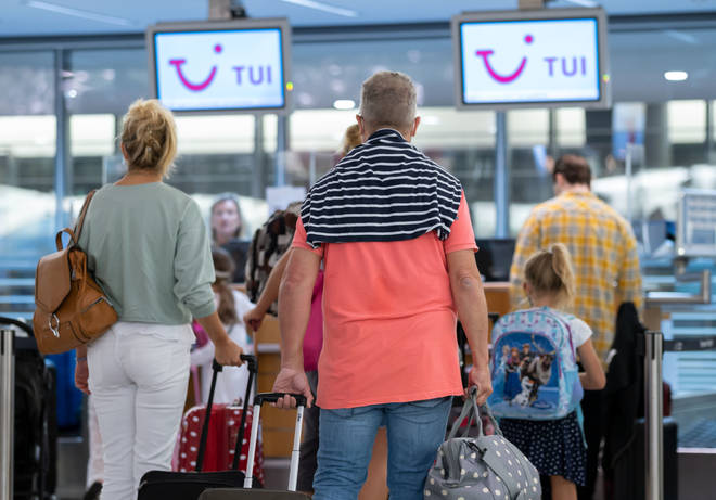 Travel firms have reported a surge in bookings after Covid restrictions were eased