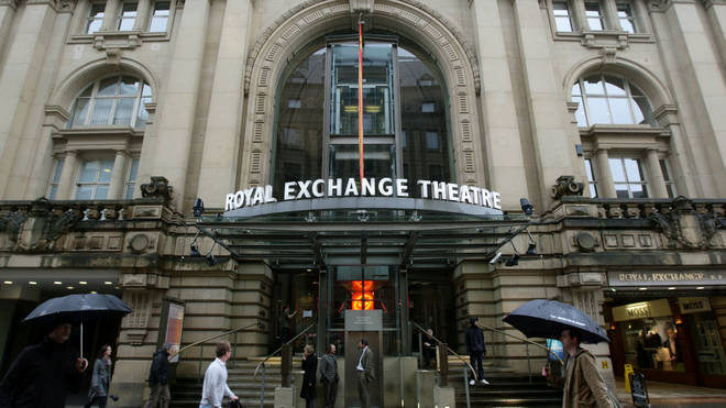 The Royal Exchange Theatre in Manchester in one of dozens of organisation getting funding