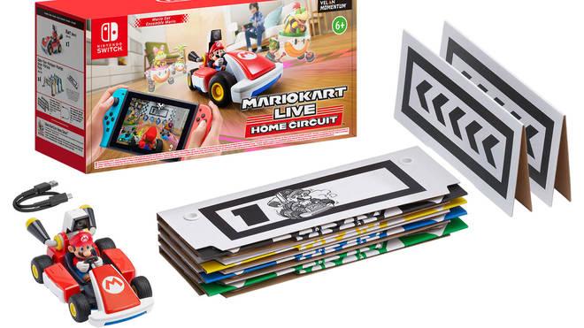 Nintendo's Mario Kart: Home Circuit