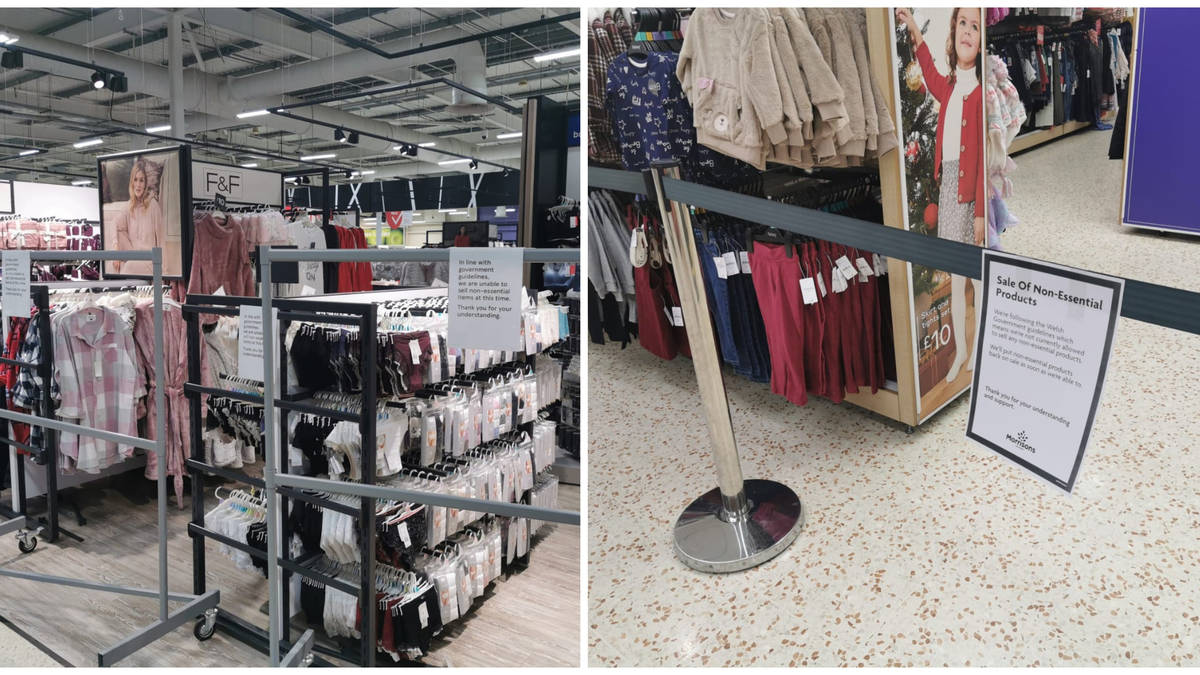 Open up the aisles: Backlash over bonkers ban on Welsh supermarket essentials