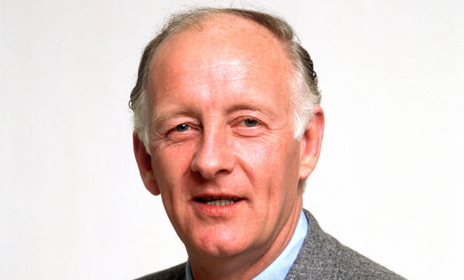 The former BBC TV presenter and Grandstand star Frank Bough has died