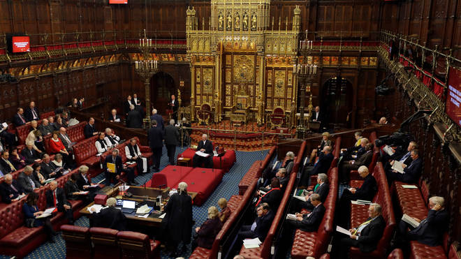 Peers are gearing up to remove contentious parts of the UK Internal Market Bill