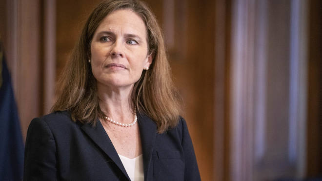 Amy Coney Barrett has been confirmed to the US Supreme Court