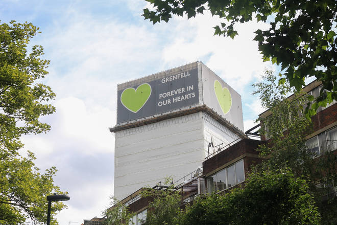 A total of 72 people died in the Grenfell Tower disaster