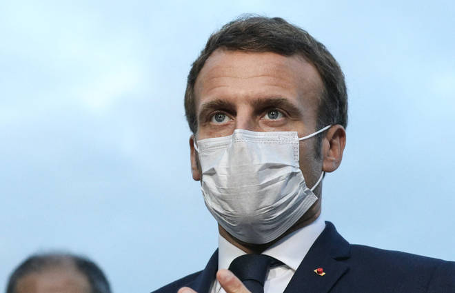 French President Emmanuel Macron is set to announce tougher restrictions