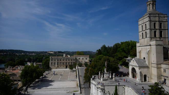 A man has reportedly been shot dead in Avignon