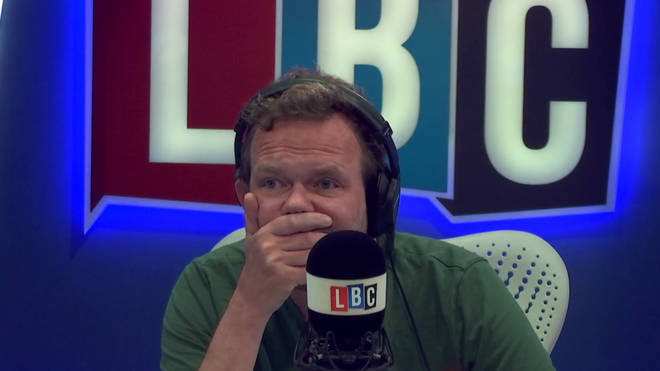 James O'Brien flabberghasted