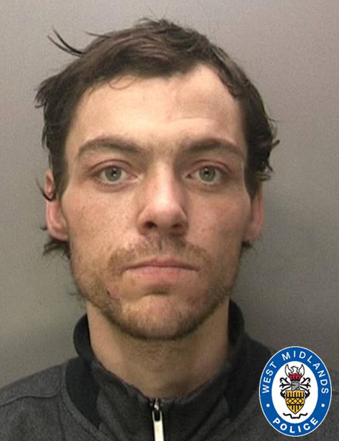 Police are searching for Anthony Russell and say he is 'extremely dangerous'
