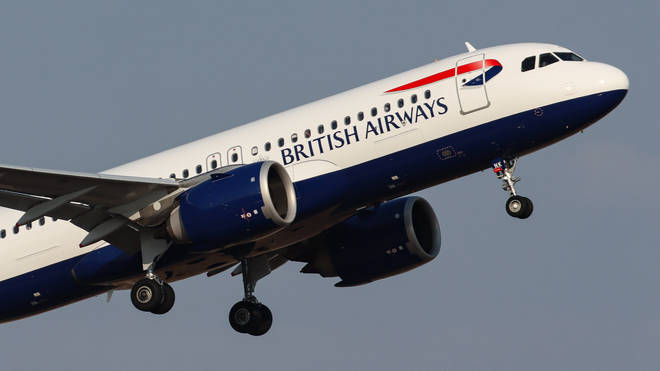 IAG has reported a loss after tax and exceptional items of 5.6 billion euros (£5.1 billion)