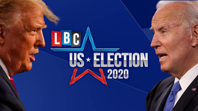 LBC announces biggest US Election results programme