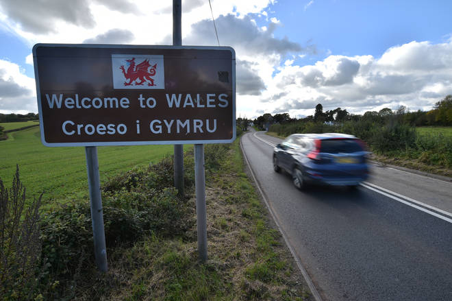 People travelling from the rest of the UK could still be banned from visiting Wales after the firebreak lockdown