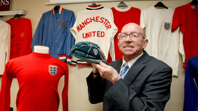Nobby Stiles suffered a series of health issues in later life