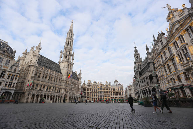 Belgium has become the latest European nation to announce a second national lockdown in response to coronavirus