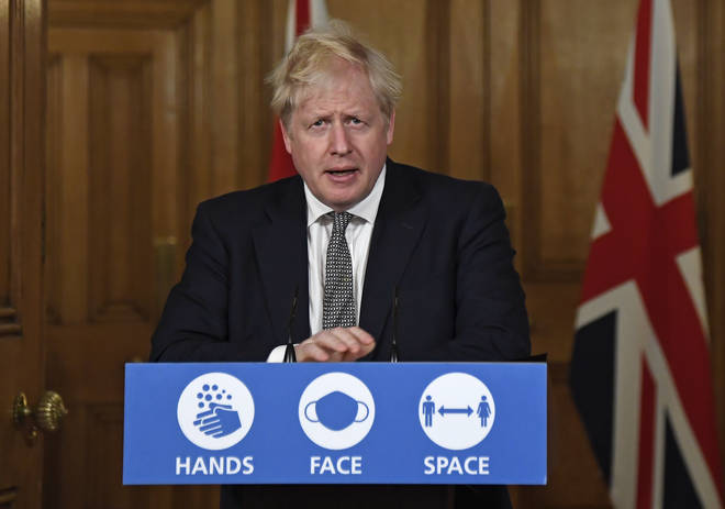 Boris Johnson is facing a revolt when the Commons votes on the new lockdown