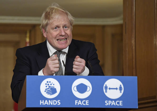 Boris Johnson will give a stark warning to MPs on Monday