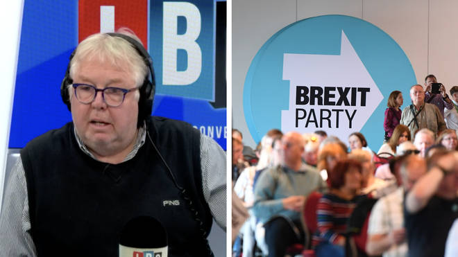 "Brexit Party chair Richard Tice insists lockdowns ""don&squot;t work"""