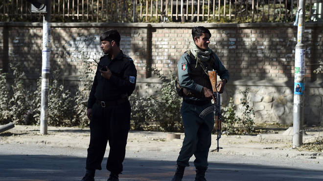 Kabul University attack Afghanistan