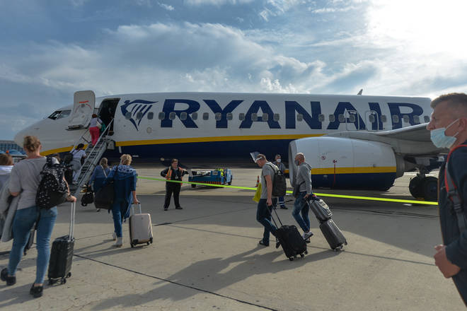 Ryanair passengers will be denied their money back for operating flights