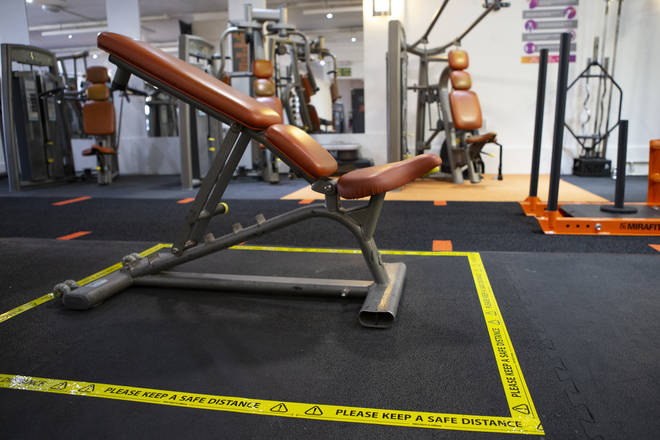 Gyms have introduced extensive Covid safety protocols - only to be shut down again