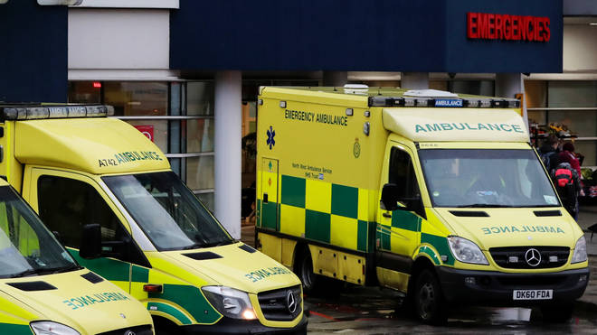 North West Ambulance Service have declared a major incident