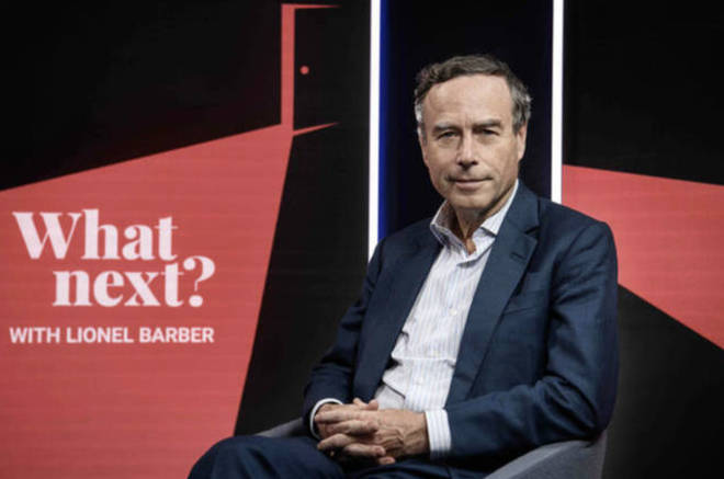 Lionel Barber has interviewed Tony Blair on LBC's brand-new podcast What Next?